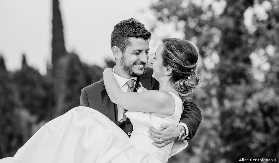 Il matrimonio di Alberto e Eleonora a Cerrione, Biella