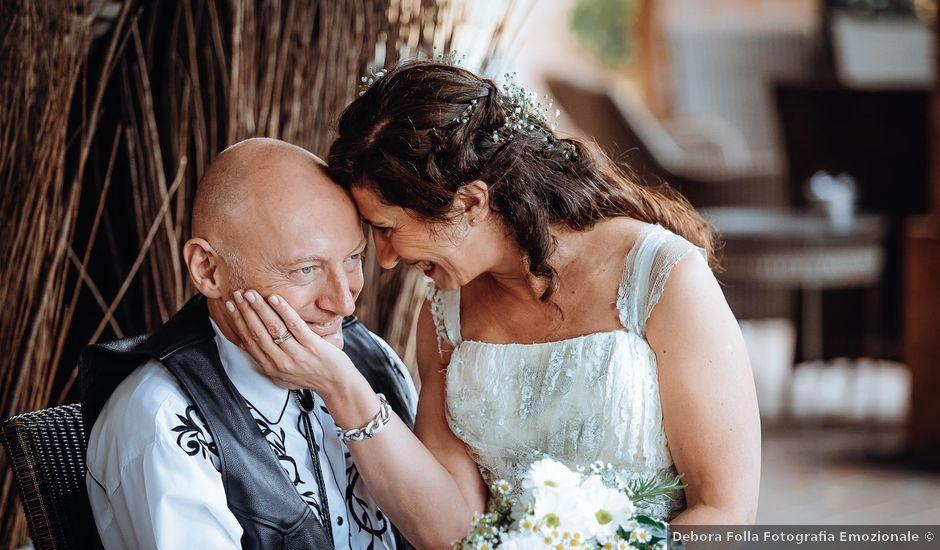 Il matrimonio di Massimo e Giovanna a Concorezzo, Monza e Brianza
