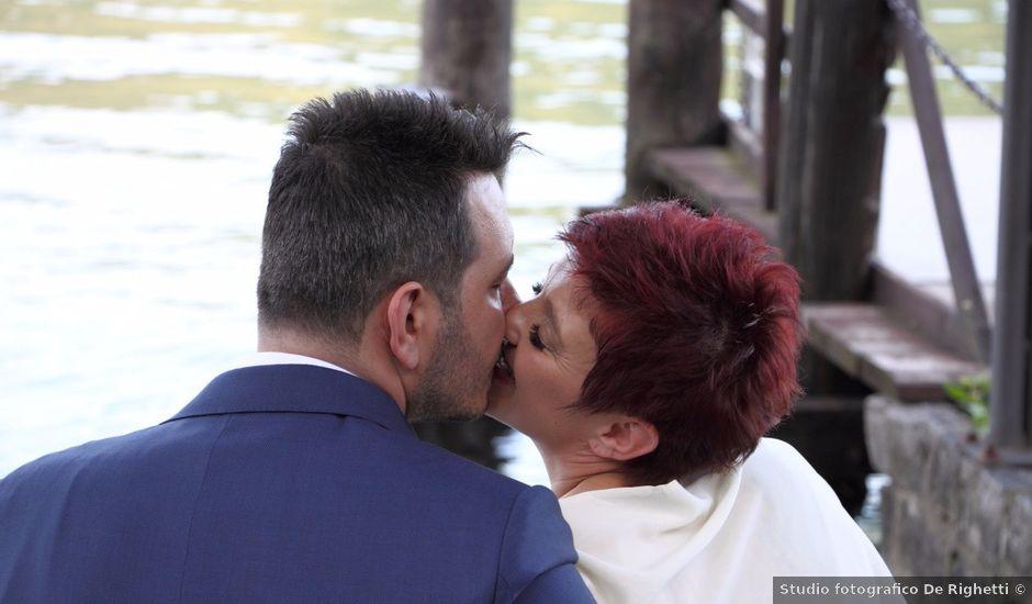Il matrimonio di Ettore e Catia a Nonio, Verbania