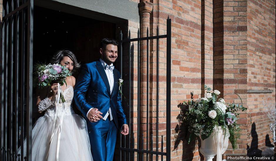 Il matrimonio di Giuseppe e Mariafrancesca a Montechiarugolo, Parma