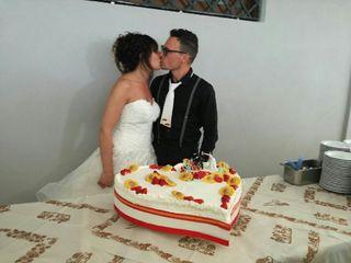 Le nozze di Sara  e Gianmaria