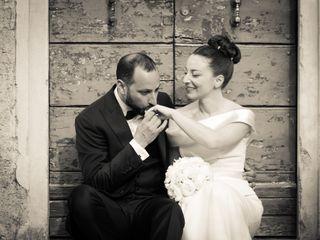 le nozze di Ludovica e Angelo 1