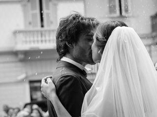 Le nozze di Rosy e Enzo