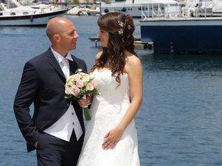 Le nozze di Anastasia e Tony