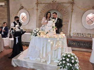 Le nozze di Mariarosa e Luca