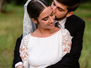Le nozze di Savina e Luigi