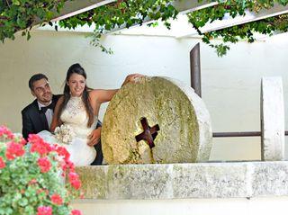 le nozze di Raffaella e Pierpaolo 1