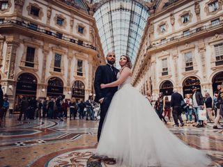 Le nozze di Annalisa e Stefano