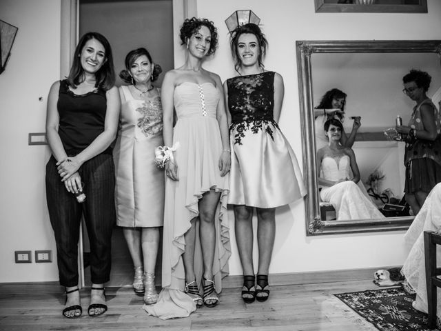 Il matrimonio di Denise e Fabrizio a San Donato Val di Comino, Frosinone 8