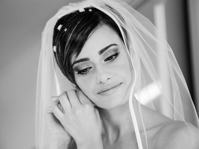 Il matrimonio di Denise e Fabrizio a San Donato Val di Comino, Frosinone 11