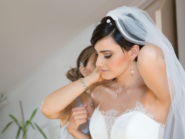 Il matrimonio di Denise e Fabrizio a San Donato Val di Comino, Frosinone 12