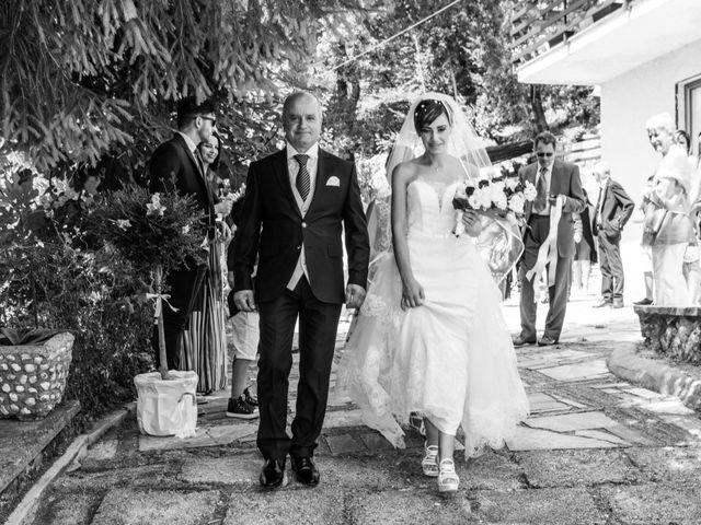 Il matrimonio di Denise e Fabrizio a San Donato Val di Comino, Frosinone 19