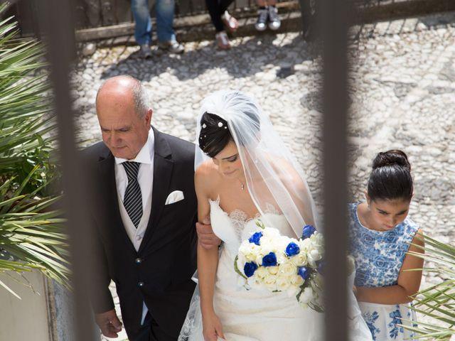 Il matrimonio di Denise e Fabrizio a San Donato Val di Comino, Frosinone 20