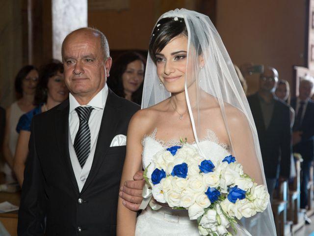 Il matrimonio di Denise e Fabrizio a San Donato Val di Comino, Frosinone 21