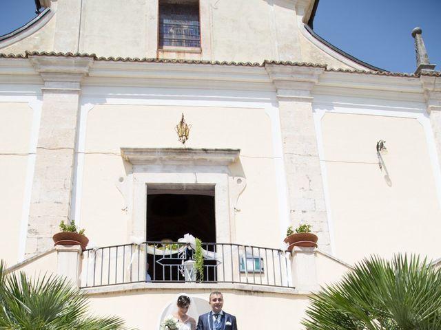 Il matrimonio di Denise e Fabrizio a San Donato Val di Comino, Frosinone 26