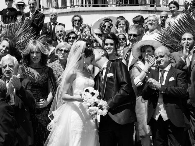 Il matrimonio di Denise e Fabrizio a San Donato Val di Comino, Frosinone 27