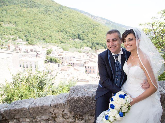 Il matrimonio di Denise e Fabrizio a San Donato Val di Comino, Frosinone 28