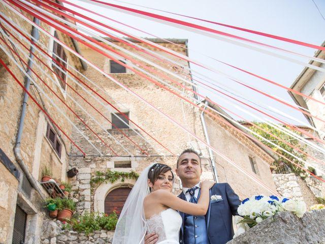 Il matrimonio di Denise e Fabrizio a San Donato Val di Comino, Frosinone 29