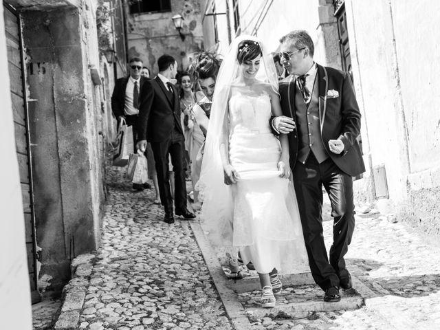 Il matrimonio di Denise e Fabrizio a San Donato Val di Comino, Frosinone 32