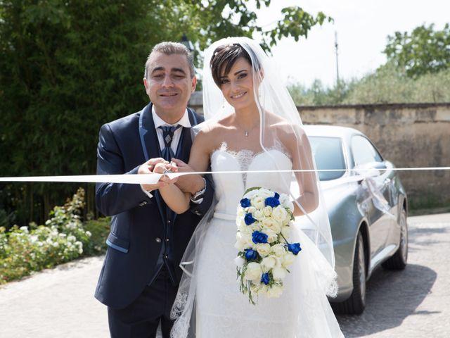 Il matrimonio di Denise e Fabrizio a San Donato Val di Comino, Frosinone 33