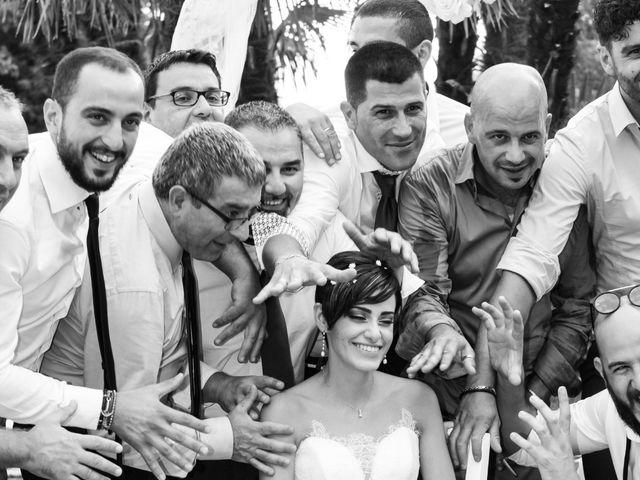 Il matrimonio di Denise e Fabrizio a San Donato Val di Comino, Frosinone 34