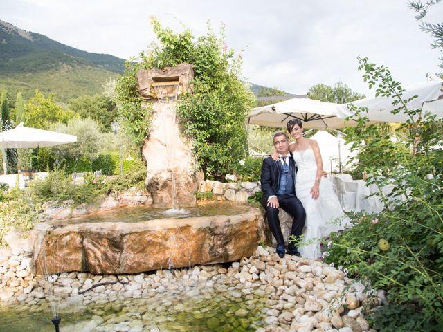 Il matrimonio di Denise e Fabrizio a San Donato Val di Comino, Frosinone 35