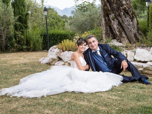 Le nozze di Fabrizio e Denise