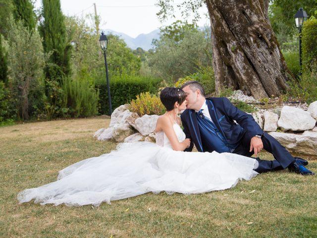 Il matrimonio di Denise e Fabrizio a San Donato Val di Comino, Frosinone 36