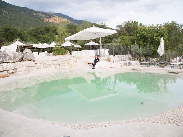 Il matrimonio di Denise e Fabrizio a San Donato Val di Comino, Frosinone 37
