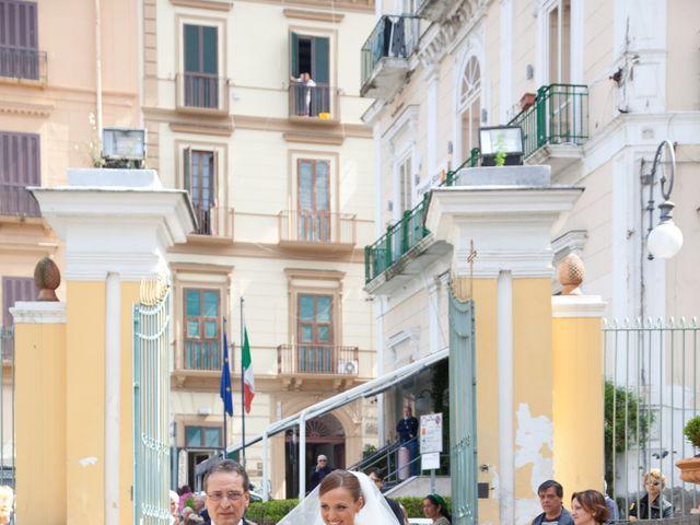 Il matrimonio di Salvatore e Rosaria a Torre del Greco, Napoli 22