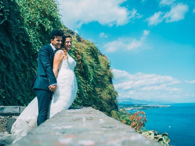 Le nozze di Alessia e Luis