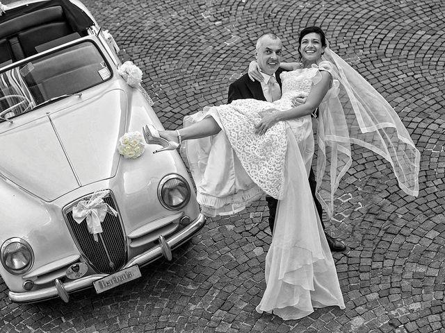 Il matrimonio di Marco e Barbara a Fermo, Fermo 1