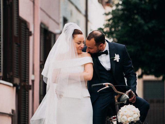 le nozze di Ludovica e Angelo