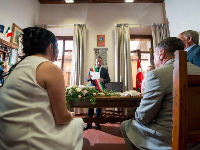 Il matrimonio di Luca e Anna a Vasanello, Viterbo 12