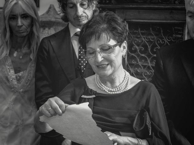 Il matrimonio di Luca e Anna a Vasanello, Viterbo 15
