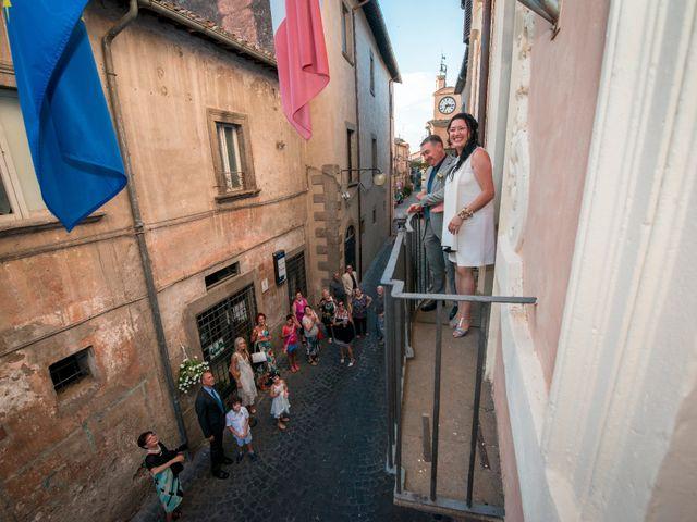 Il matrimonio di Luca e Anna a Vasanello, Viterbo 16