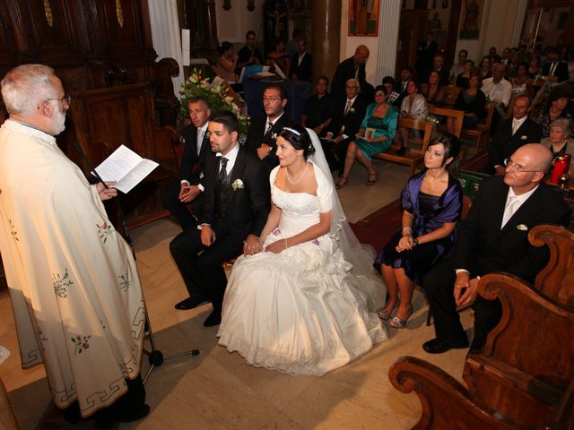 Il matrimonio di Maria e Alessandro a Palermo, Palermo 1
