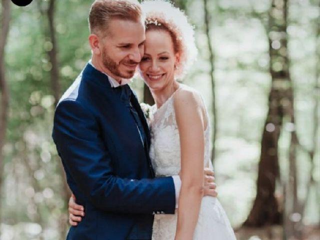 Il matrimonio di Simone e Elena a Maser, Treviso 1