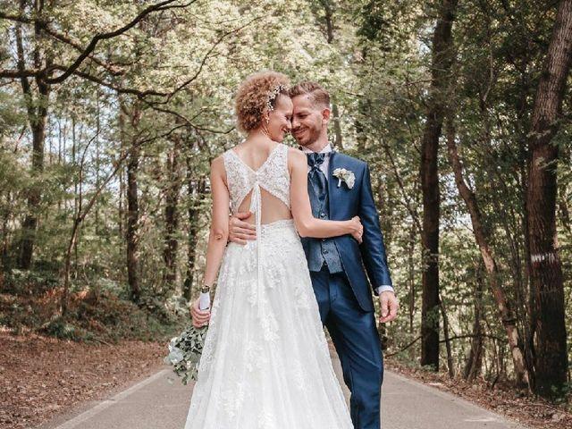 Il matrimonio di Simone e Elena a Maser, Treviso 9