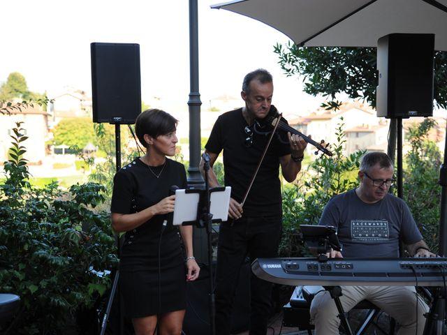 Il matrimonio di Manuel e Erica a Almenno San Bartolomeo, Bergamo 17