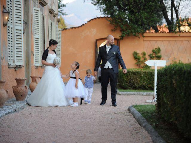 Il matrimonio di Manuel e Erica a Almenno San Bartolomeo, Bergamo 19