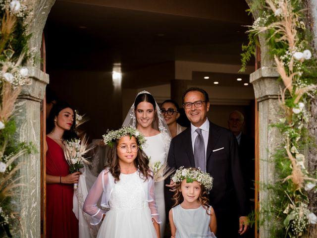 Il matrimonio di Luigi e Savina a San Mango d'Aquino, Catanzaro 43