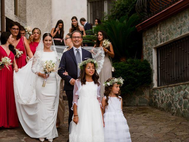 Il matrimonio di Luigi e Savina a San Mango d'Aquino, Catanzaro 44