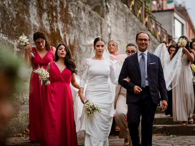 Il matrimonio di Luigi e Savina a San Mango d'Aquino, Catanzaro 45