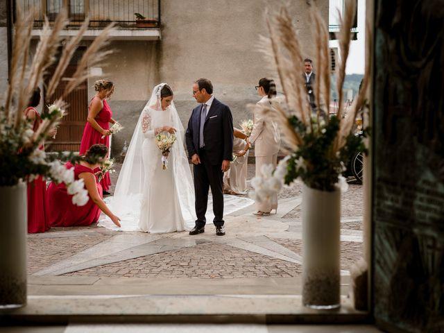 Il matrimonio di Luigi e Savina a San Mango d'Aquino, Catanzaro 46