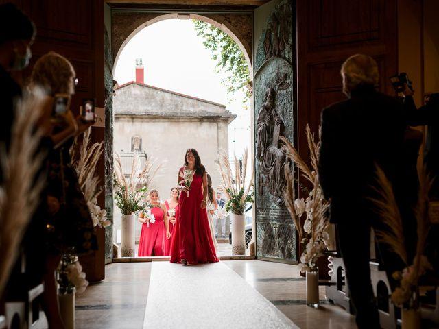 Il matrimonio di Luigi e Savina a San Mango d'Aquino, Catanzaro 47