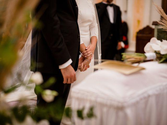 Il matrimonio di Luigi e Savina a San Mango d'Aquino, Catanzaro 50