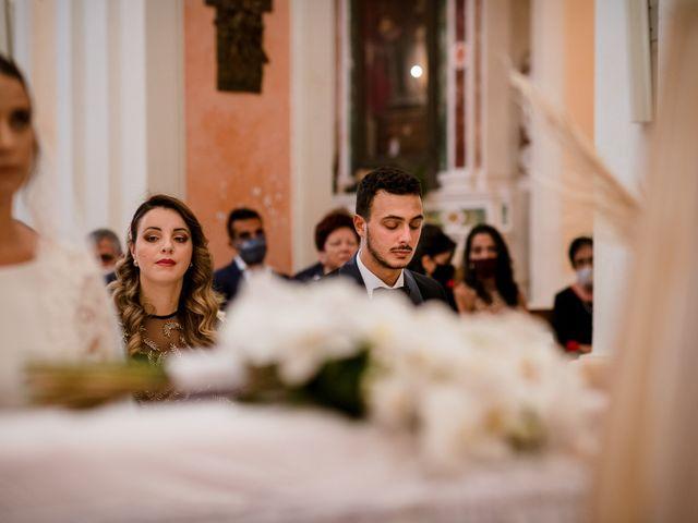 Il matrimonio di Luigi e Savina a San Mango d'Aquino, Catanzaro 52