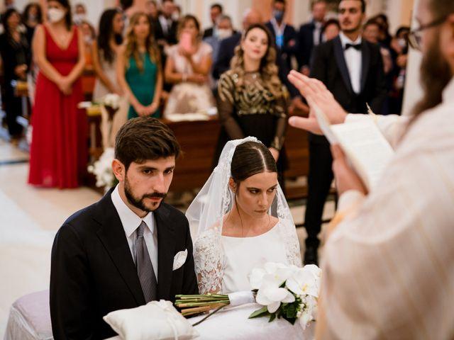 Il matrimonio di Luigi e Savina a San Mango d'Aquino, Catanzaro 57