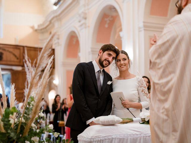 Il matrimonio di Luigi e Savina a San Mango d'Aquino, Catanzaro 58